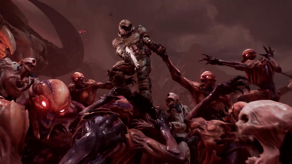 Doom Wallpaper By Illusive Design