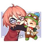Commission - Yordle Hug