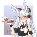 Commission - Bunny Maid~