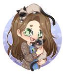 Commission - Cat Hugs~