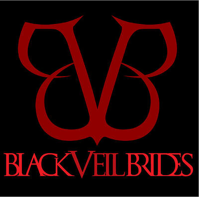 Black Veil Brides Logo By Andy Six
