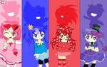 Happy Tree Friends Girls: Anime