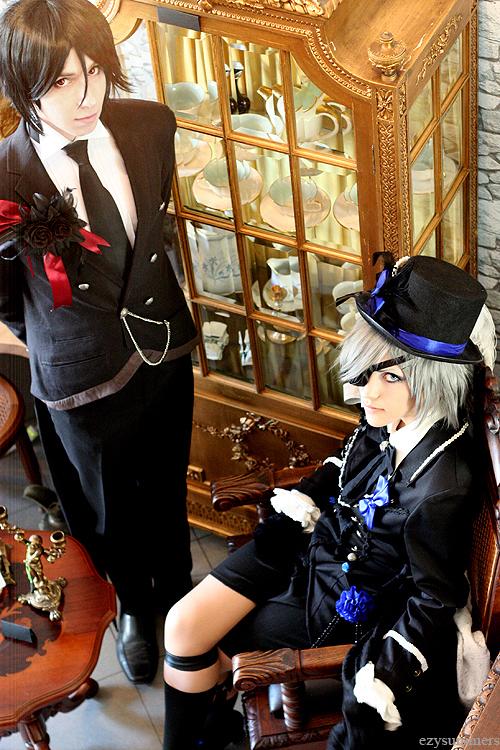 Kuroshitsuji: The Phantomhive Butler by Kyuuzen