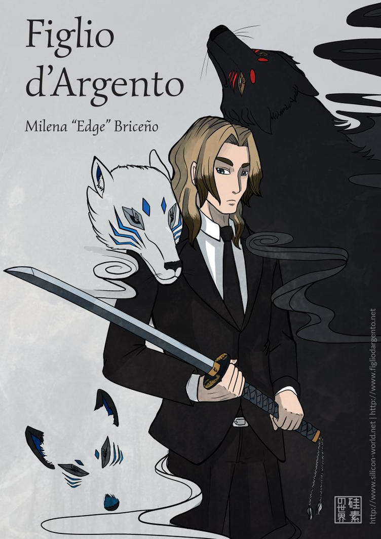 Figlio d'Argento - Cover by Edge-chan