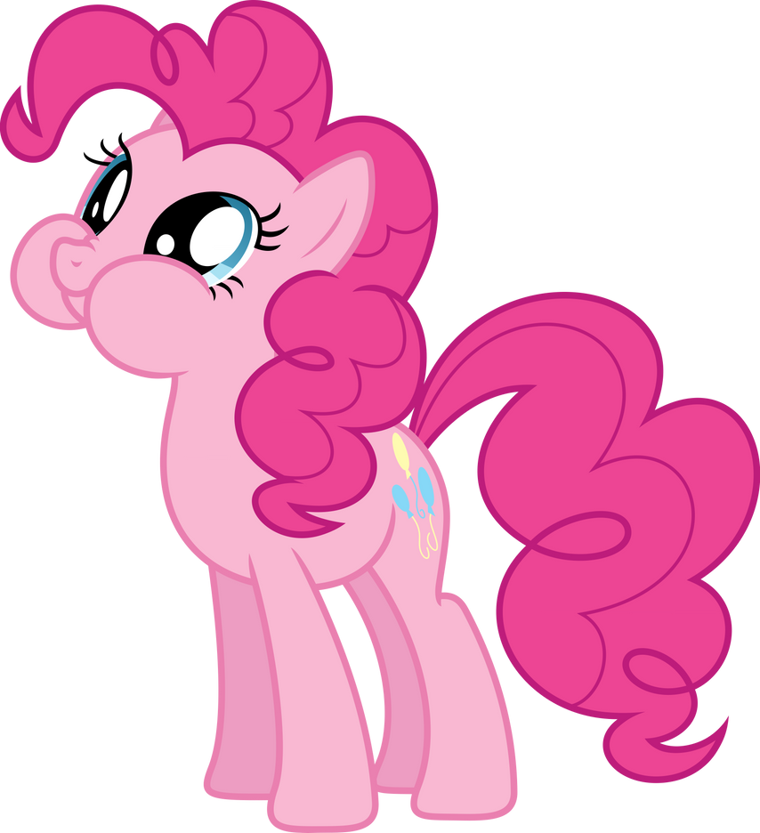 Pinkie Pie: I'm cute by Korsoo