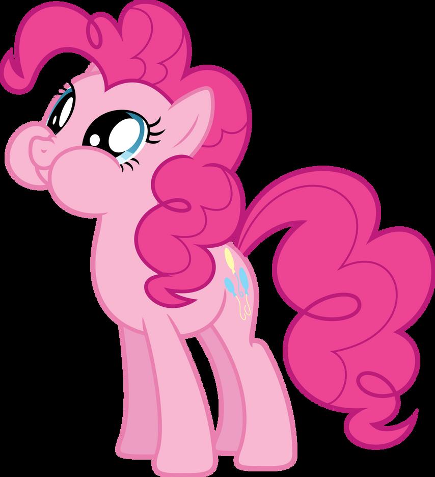 Pinkie Pie: I'm cute by Korsoo