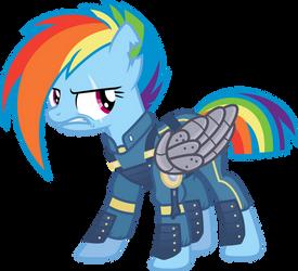 Rainbow Warrior by Korsoo