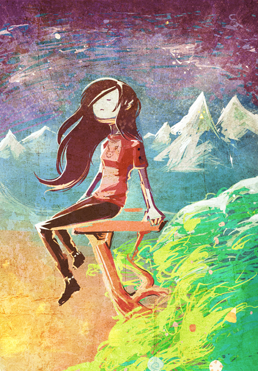Marceline - Maybe by Saiph-Achernar