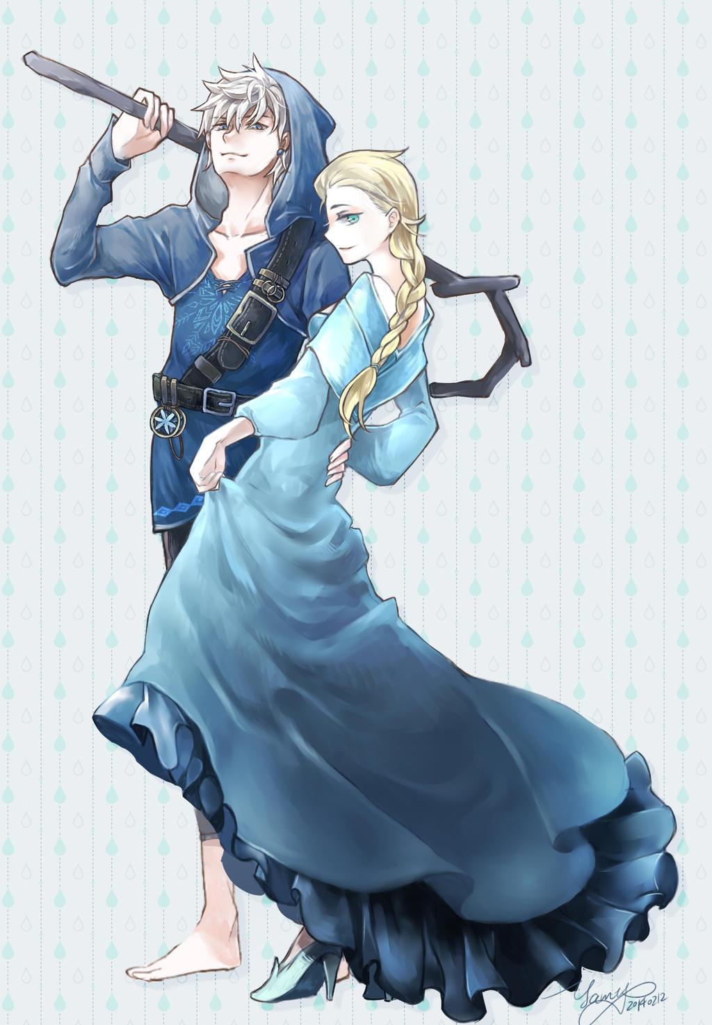 Frozen Sherwood by Yamygugu