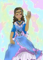 Princess Katara by emo-tasja