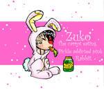 Zuko the rabbit