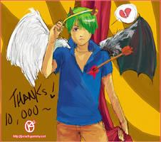 Don't break an Angel's heart by O-Kei