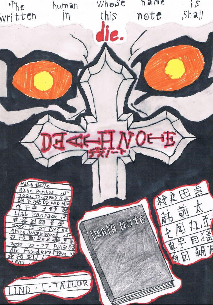 Death Note by DoctorWhoOne