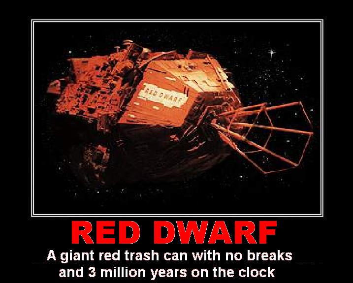 red dwarf ship wallpaper - photo #40