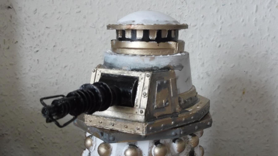 DW- Special Weapons Gunner Dalek Model Kit [2] by DoctorWhoOne