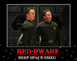 Red Dwarf - Deep Space Smeg by DoctorWhoOne