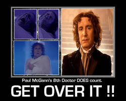 Doctor Who - Paul's Doctor DOES count !!