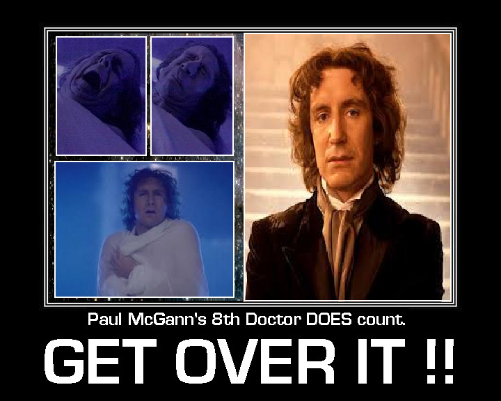 Doctor Who - Paul's Doctor DOES count !! by DoctorWhoOne