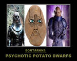 Doctor Who - Sontarans