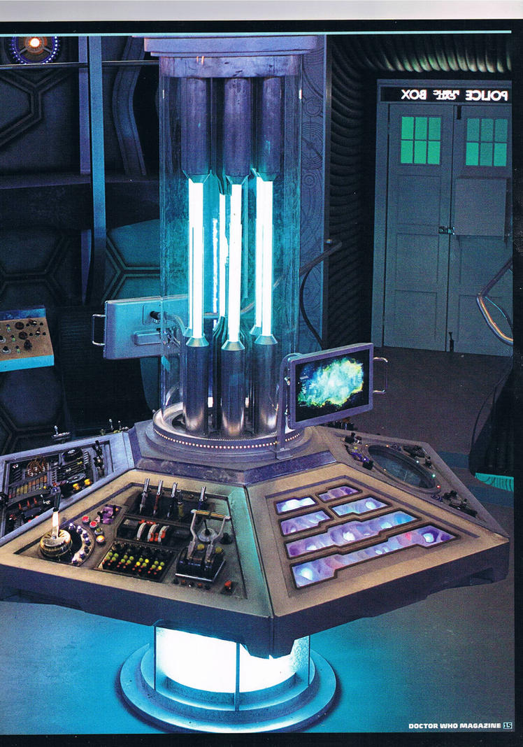 Th Doctor S Console Room