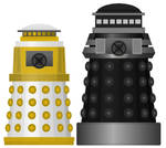 Doctor Who - Paradigm Special Weapons Gunner Dalek