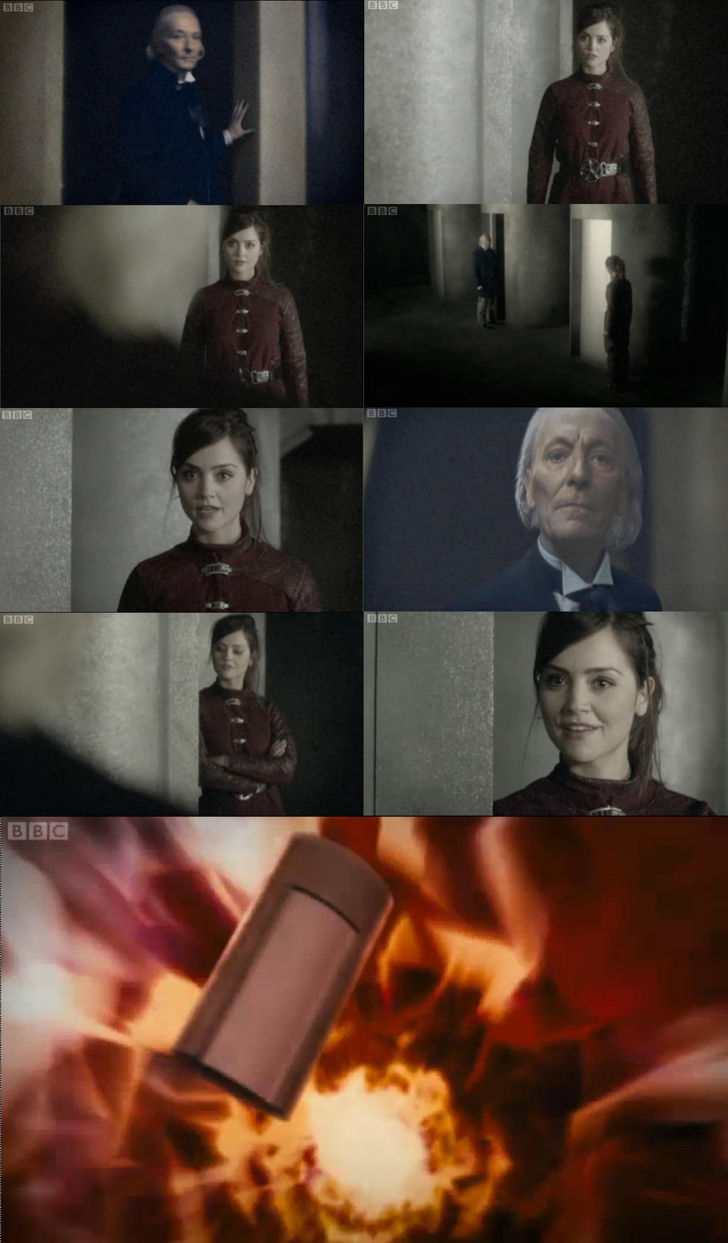 Doctor Who - Stealing the Tardis by DoctorWhoOne
