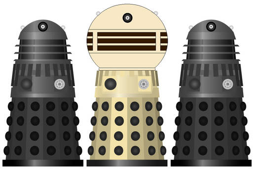 Doctor Who - The Dalek Prime