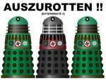Dr Who - What if the Daleks served Nazi Germany ?