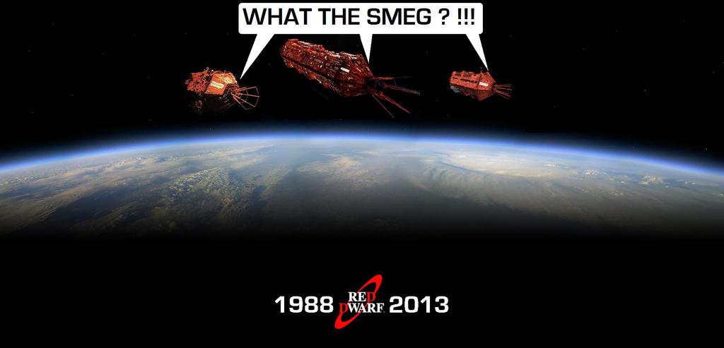 red dwarf ship wallpaper - photo #12