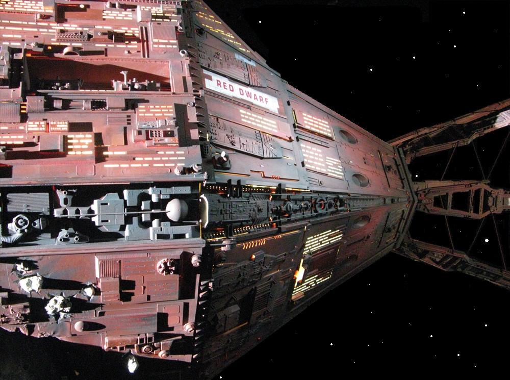 red dwarf ship wallpaper - photo #17