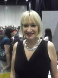 London MCM Expo - Red Dwarf's Hattie Heyridge by DoctorWhoOne