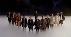 Doctor Who - Day of the Doctor - The Doctors