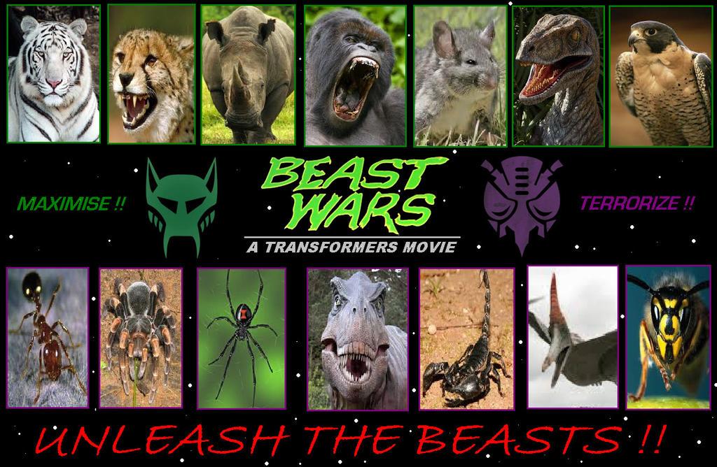 Beast Wars - A Transformers Movie by DoctorWhoOne