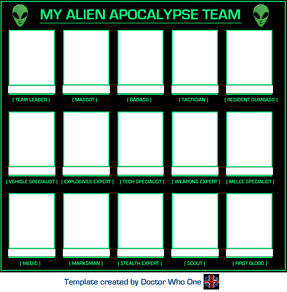 My Alien Apocalypse Te...