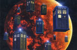 Doctor Who - The Doctors save Gallifrey by DoctorWhoOne