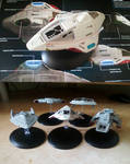 ST- Official Starships Collection - Delta Flyer