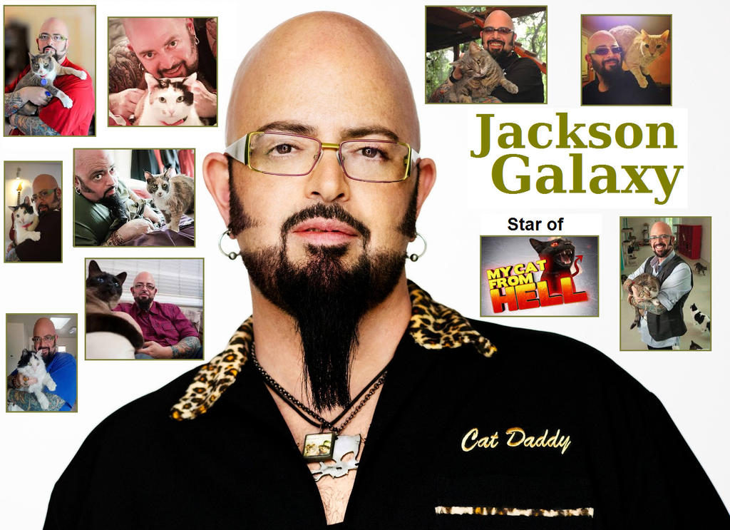 Jackson galaxy by doctorwhoone on deviantart for Jackson galaxy shop