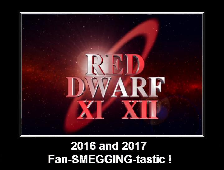 Red Dwarf returns . . . . twice ! by DoctorWhoOne