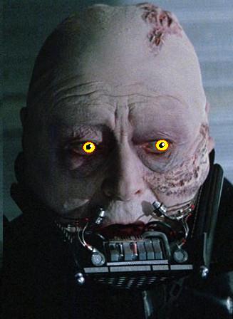 Star Wars - Darth Vader, unmasked. by DoctorWhoOne on ...