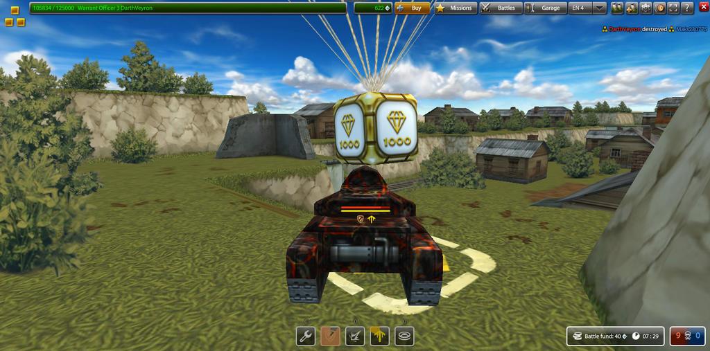 Tank guy online game