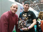 Red Dwarf's Chris Barrie [ MCM Expo / Comic-Con] by DoctorWhoOne