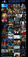 Doctor Who - The Moffat years so far
