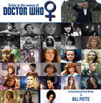Salute to the women of Doctor Who