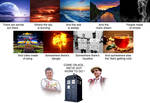 Doctor Who - Visualised 7th Doctor speech