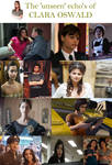 The 'unseen' echo's of Clara Oswald