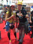 Me and Tokyo Toy's Sam - MCM / Comic-Con, Oct 2017 by DoctorWhoOne