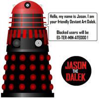 Jason the Dalek