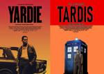 Yardie / Tardis [Parody Poster]