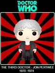 Funko Pops - Doctor Who - The Third Doctor