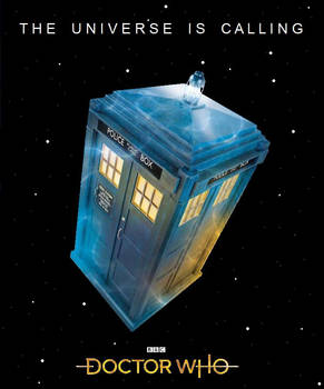 Doctor Who - The Universe is calling the Tardis by DoctorWhoOne